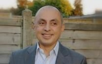 A Picture of Haider Mawji – FD, London