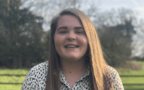 A Picture of Zoe Wilson – Customer Service Assistant