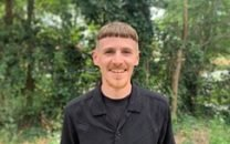 A Picture of Zak Heath – PA to Regional Director